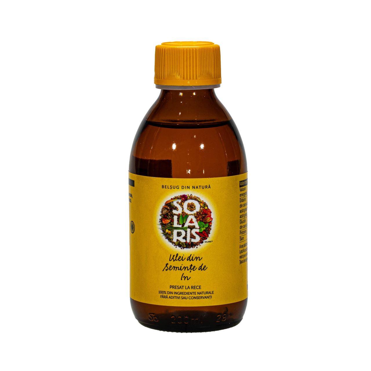 ulei din seminte de in pentru slabit
